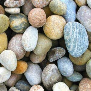 Pebbles and Cobbles