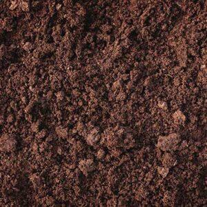 Soil and Bark