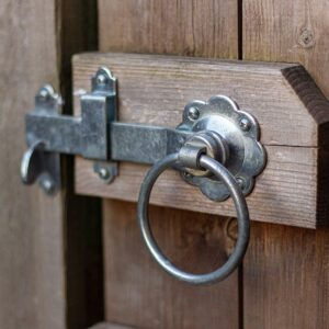 Gate Latches, Bolts and Hinges